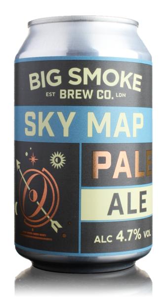 Big Smoke Sky Map Pale Ale