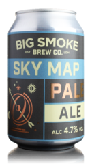 Big Smoke Sky Map Pale Ale