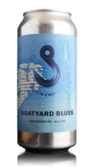 Jawbone Boatyard Blues Raw Session IPA