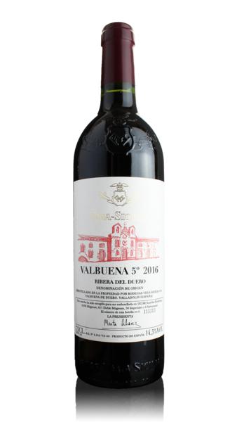 Vega Sicilia Valbuena 5, Ribera del Duero 2016