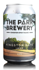 Park Brewery Kingston Gate Lager