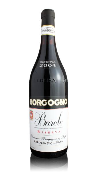 Borgogno Barolo Riserva 2004