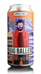 Gipsy Hill Big Baller Triple IPA