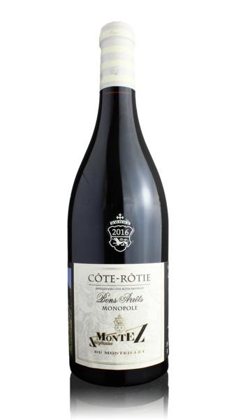 Cote Rotie Bons Arrets, Domaine du Monteillet, Montez 2016