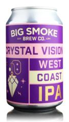Big Smoke Crystal Vision West Coast IPA