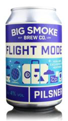 Big Smoke Flight Mode Pilsner