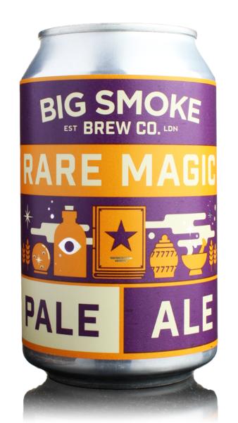 Big Smoke Rare Magic Pale Ale