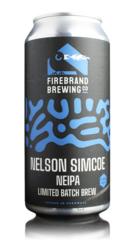 Firebrand Brewing Nelson Simcoe NEIPA