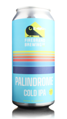 Firebrand Brewing Palindrome Cold IPA