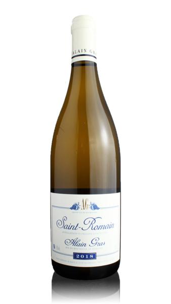 Saint-Romain Blanc, Domaine Alain Gras 2018
