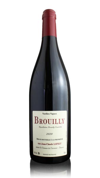 Brouilly Vieilles Vignes, Jean-Claude Lapalu 2020