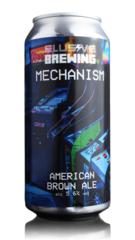 Elusive Brewing Mechanism American Brown Ale
