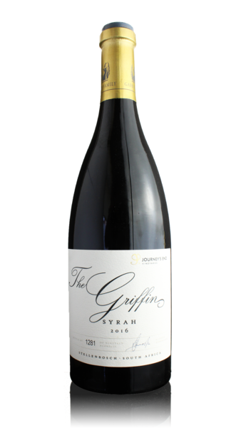 Journey's End The Griffin Syrah 2016