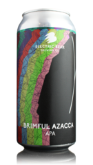 Electric Bear Brimful Azacca APA