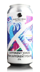 Electric Bear Different Jokes for Different Folks IPA