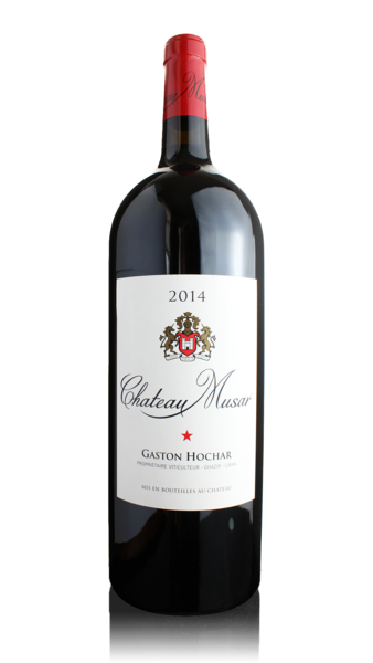 Chateau Musar Red - Magnum 2014