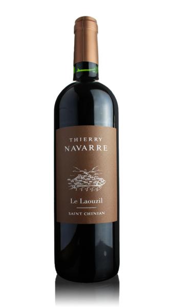 Thierry Navarre Le Laouzil, Saint Chinian 2019