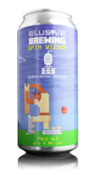 Elusive Brewing Spin Wizard Pale Ale