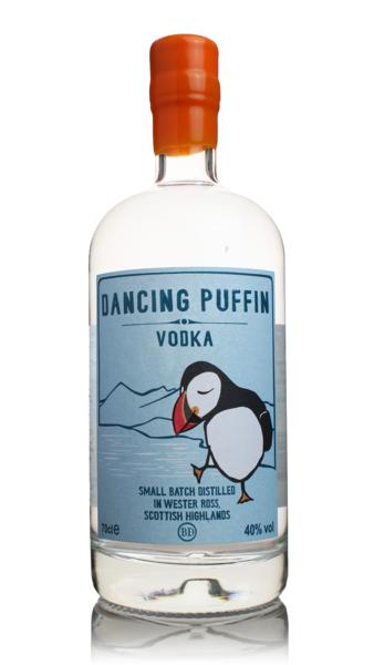 Dancing Puffin Vodka