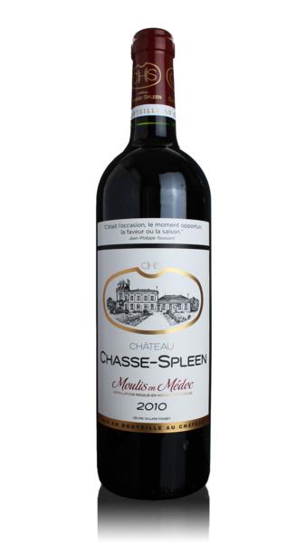 Chateau Chasse-Spleen, Moulis-en-Medoc 2010
