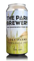 Park Brewery Lost Farms Farmhouse Pale