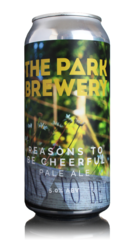 Park Brewery Reasons to be Cheerful Hazy Pale