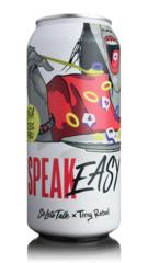 Tiny Rebel Speak Easy Alcohol Free IPA