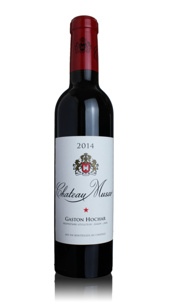 Chateau Musar Red - Halves 2014