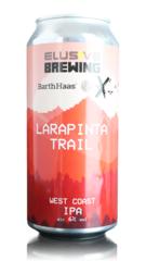 Elusive Brewing Larapinta Trail West Coast IPA