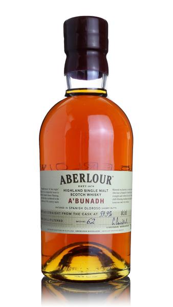 Aberlour A'Bunadh Cask Strength Highland Single Malt