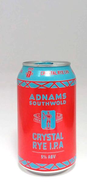 Adnams Southwold Crystal Rye IPA