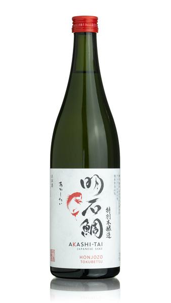 Akashi-Tai Honjozo Tokubetsu Sake, 72cl