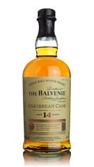 Balvenie Caribbean Cask 14 Year Old Speyside Single Malt