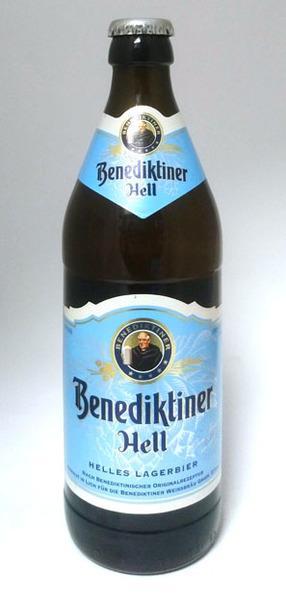 Benediktiner Original Helles