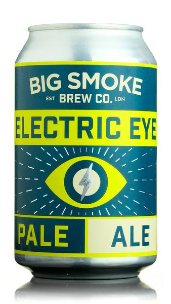 Big Smoke Electric Eye Pale Ale
