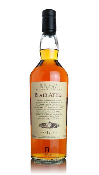 Blair Athol 12 Year Old Highland Single Malt