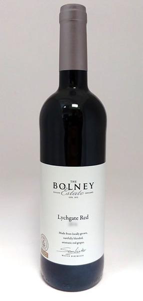 Bolney Estate Lychgate Red 2017