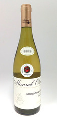 Bourgogne Aligote, Manuel Oliver 2013