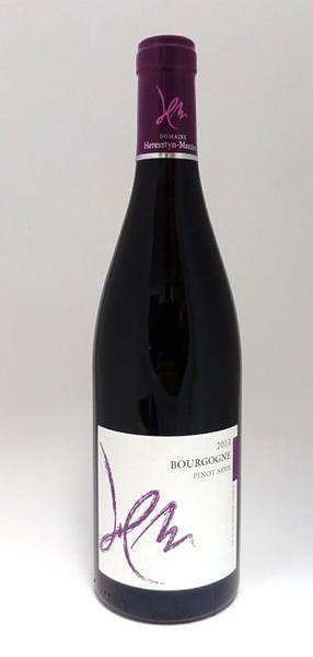 Bourgogne Pinot Noir, Domaine Heresztyn-Mazzini 2013