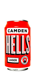 Camden Hells Lager CAN