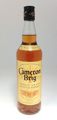 Cameron Brig Single Grain Scotch