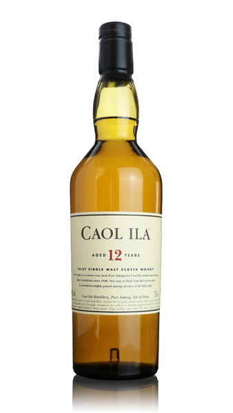 Caol Ila 12 Year Old Islay Single Malt