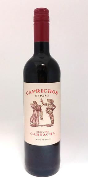 Caprichos Old Vine Garnacha 2017