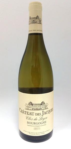Bourgogne Blanc, Ch. des Jacques Clos de Loyse, Louis Jadot 2015