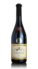 Chinon Rouge 'La Baronnie Madeleine', Couly-Dutheil 2014