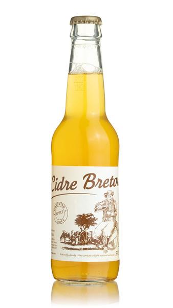 Cidre Breton Brut Traditionnel 33cl