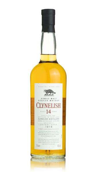 Clynelish 14 Year Old Highland Single Malt