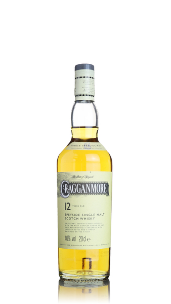 Cragganmore 12 Year Old Speyside Single Malt