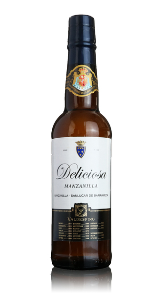 Valdespino 'Deliciosa' Manzanilla - Half Bottle NV