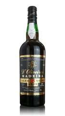 D'Oliveiras Madeira - 15 year old Dry NV